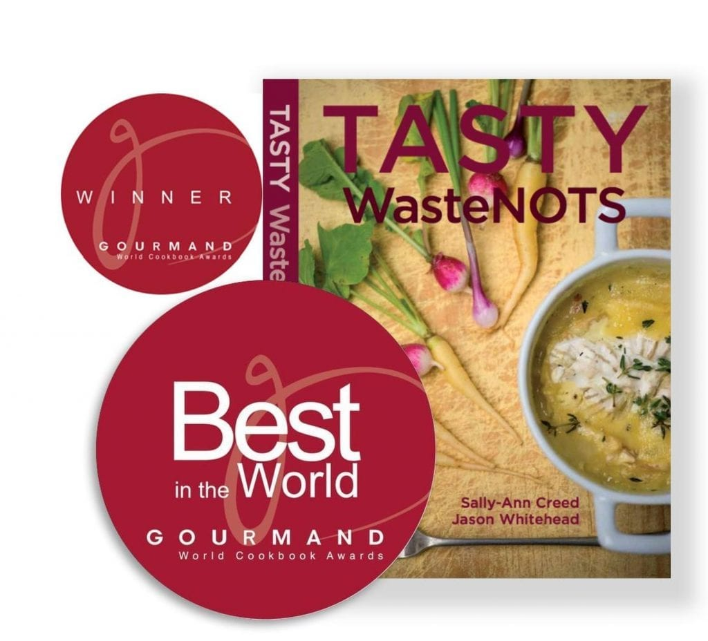 Tasty wastenots cookbook voted best in the world eat play drink there is something for everyone in tasty wastenots be it recipes gardening or nutritional information we love our book and are thrilled the judges did forumfinder Gallery